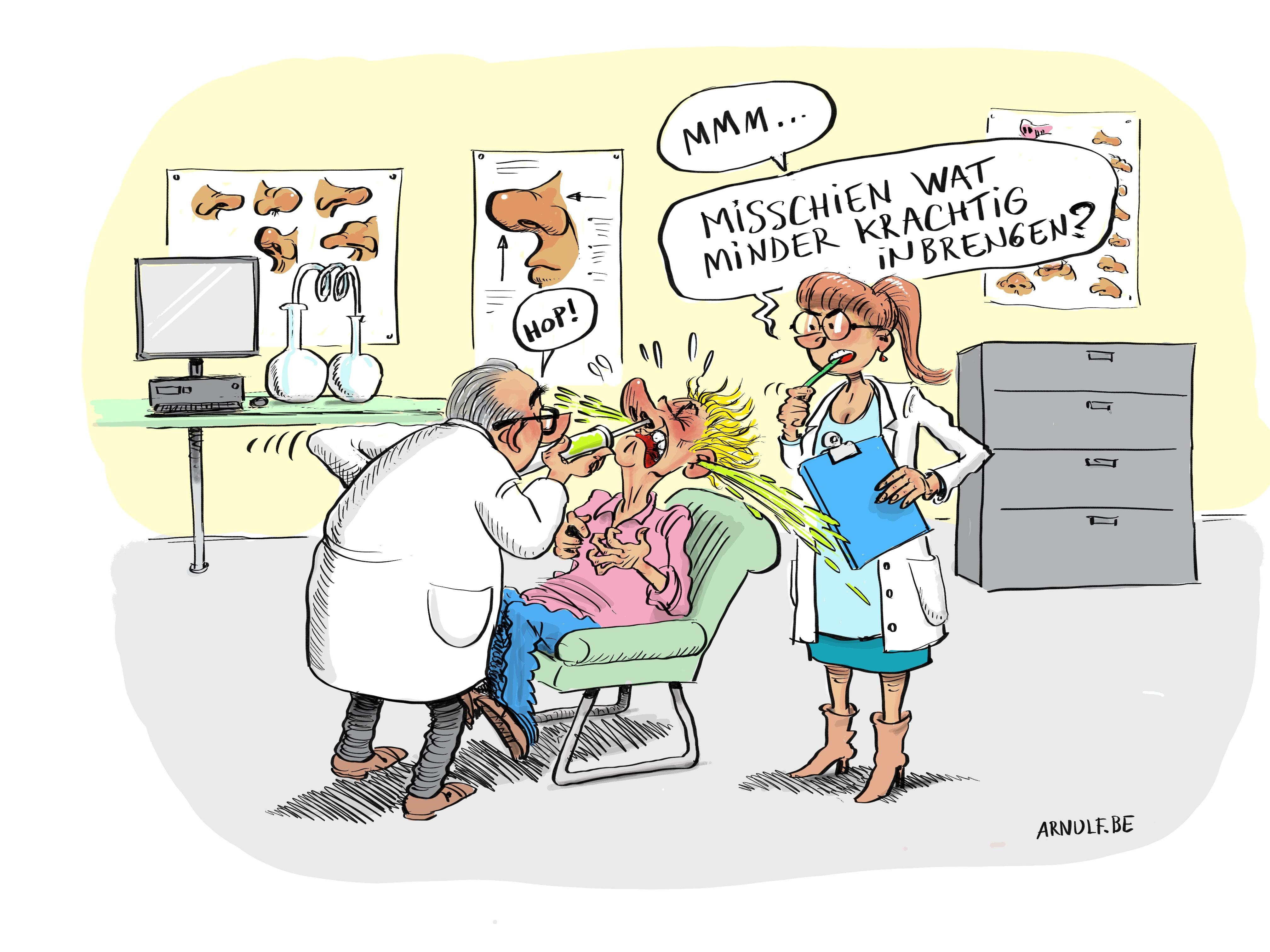 Ilke cartoon